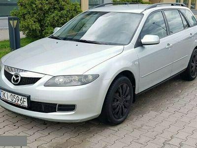używany Mazda 6 1.8dm 120KM 2005r. 337 000km