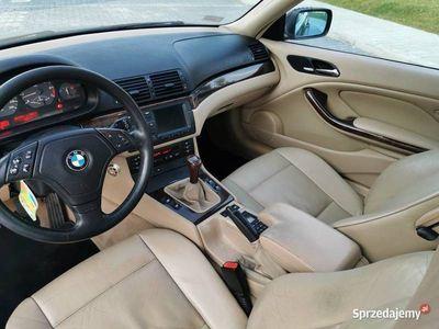 """używany BMW 323 e46 CI 2000 rok LPG gwint 18"""""""