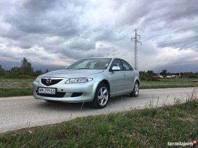 używany Mazda 6 2.0 diesel 2004rok