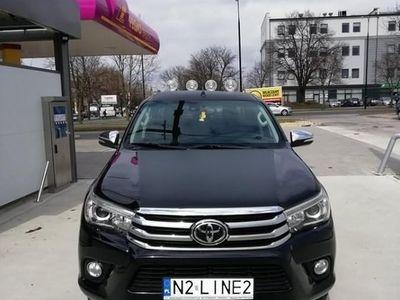 używany Toyota HiLux VII 2017r 4x4 2.4 Diesel 150 KM Możliwa Zamiana