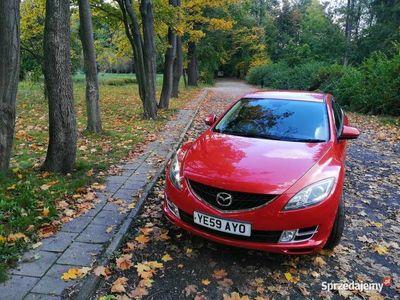 używany Mazda 6 2.0 TS2 WERSJA ANGIELSKA
