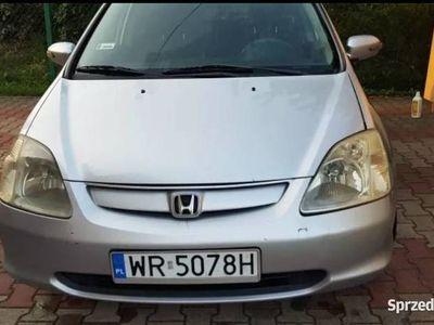 używany Honda Civic 1.7 CTDI, 2002