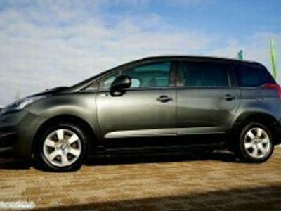 używany Peugeot 5008 I 7 OSOBOWY navi panorama chromy AUTOMAT klima alusy zamiana