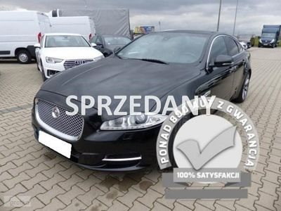 używany Jaguar XJ XJ VIII (X351) LAND ROVER3.0 S/C AWD Portfolio, Automat, Benzyna, Navi,