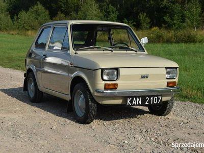 używany Fiat 126 0.7 24KM