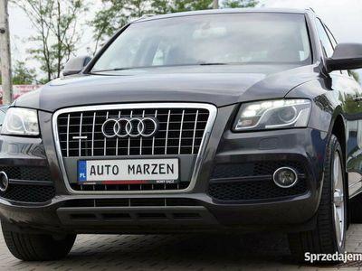 używany Audi Q5 2.0 Benzyna 211 KM 4x4 S-Line Alcantara GWARANCJA!