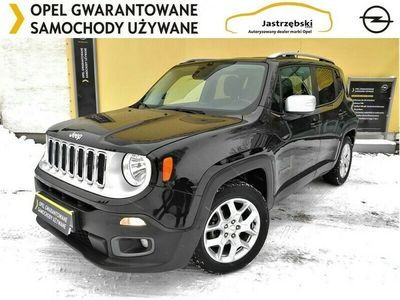 używany Jeep Renegade 1.4 MultiAir Limited FWD S&S
