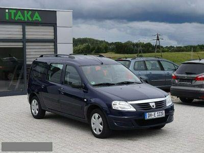używany Dacia Logan 1.6 Benz. 84KM Klima 7 Osobowy Jeden Właściciel Opłacony II (2012-)