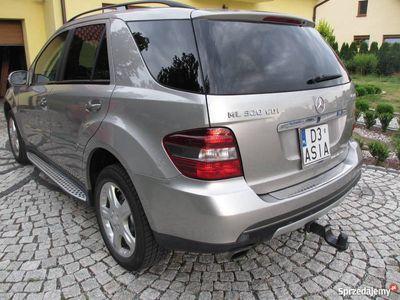 używany Mercedes ML320 CDI 4-matic