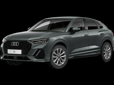 używany Audi Q3 Q3Sportback S line 35 TFSI 110 kW (150 KM) S tronic (2018-)