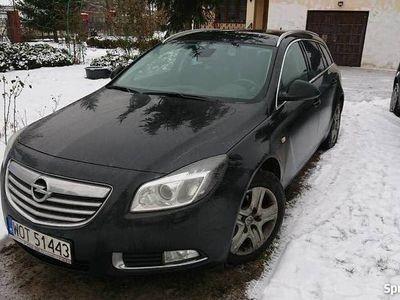 używany Opel Insignia 2.0 cdti automat