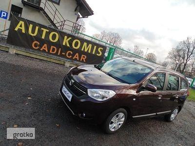 używany Dacia Lodgy 1.6dm 102KM 2018r. 23 000km