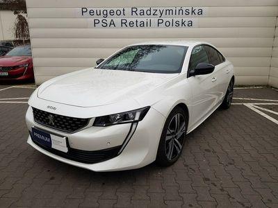 używany Peugeot 508 2dm 177KM 2019r. 8 884km