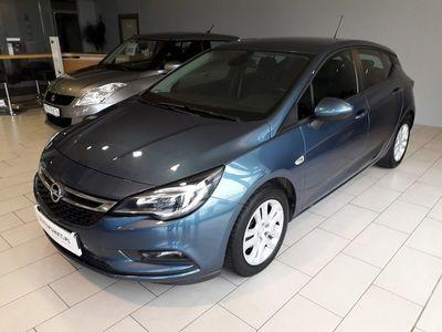 używany Opel Astra 1.4dm 125KM 2016r. 142 989km
