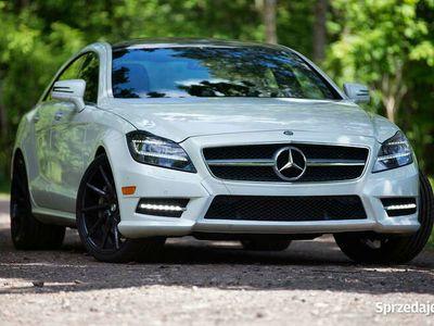 używany Mercedes CLS500