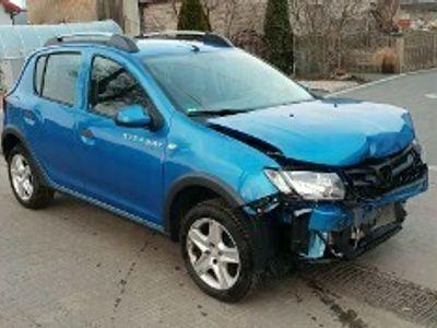 używany Dacia Sandero II Stapway 0.9 Tce z Klima . 38 Tys przebiegu
