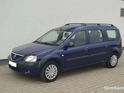 używany Dacia Logan 2008 rok1,5 DCI Klimatyzacja Elektryka