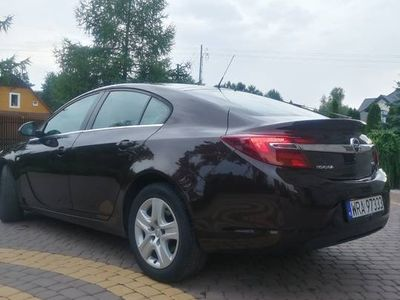 używany Opel Insignia idealna krajowa 2014