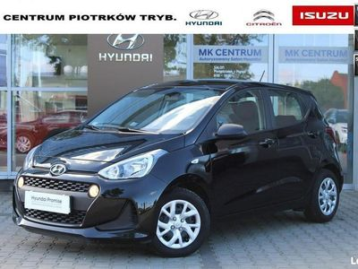używany Hyundai i10 1.0MPI 66KM Klimatyzacja Radio Gwarancja Od Dealera Salon Polska