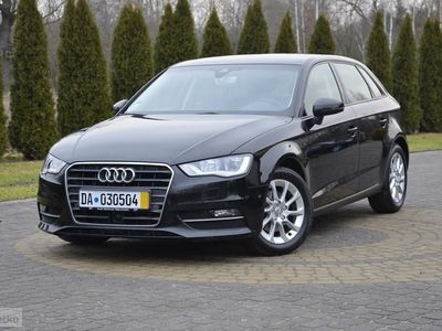 używany Audi A3 III (8V) 1.6 TDI 110KM Navi ACC Pre Sense Asystenty ALU, Opole Lubelskie