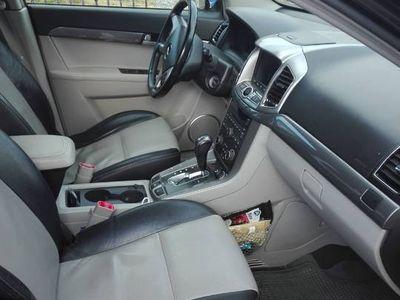 używany Chevrolet Captiva 2012r, 7 osób, automat, Fakt Vat23%,opony