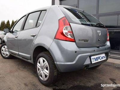 używany Dacia Sandero 1.6dm 87KM 2010r. 83 000km