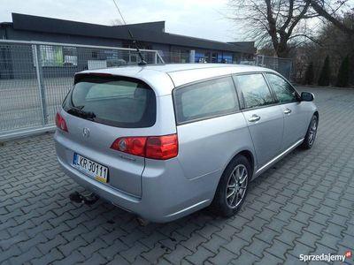 używany Honda Accord 2004 r, 2.0 BG kombi. POLECAM! zamiana