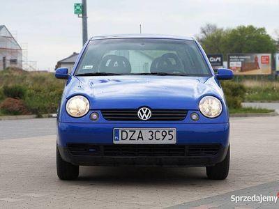 używany VW Lupo Volkswagen1.0 MPI 51 KM Poduszki Alugelgi BENZYNA