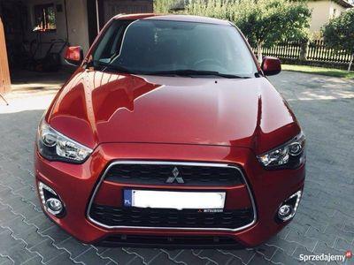 używany Mitsubishi ASX (outlander sport)