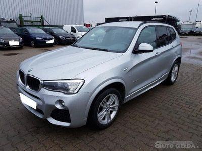 gebraucht BMW X3 SUV