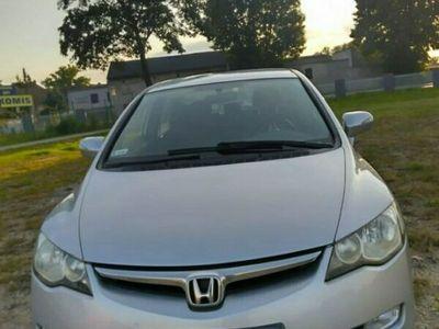 używany Honda Civic 1.3dm 95KM 2007r. 197 000km