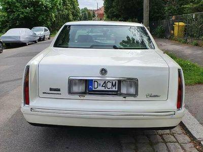 używany Cadillac Deville Concours 1999 V8 PB+LPG