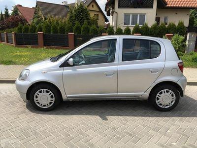 używany Toyota Yaris I 5-drzwi KLIMA wspomaganie SALON PL 1 wł ASO
