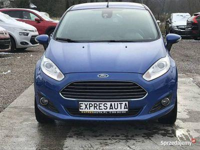 używany Ford Fiesta 1.6dm 95KM 2014r. 179 000km