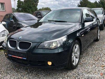 używany BMW 530 E60 3.0 218KM