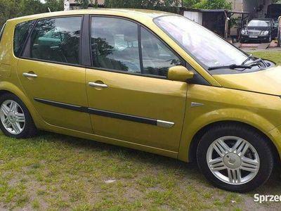 używany Renault Scénic II 1.6 BENZYNA 2005r.