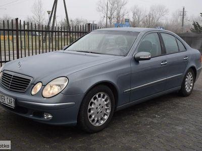 używany Mercedes E320 Klasa E W211CDI Elegance