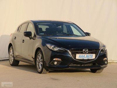 używany Mazda 3 III Salon Polska, Serwis ASO, Navi, Xenon, Bi-Xenon,
