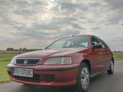 używany Honda Civic VI 1.4 hatchback długie OC do 06.2022