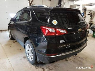 używany Chevrolet Equinox EquinoxLT 2.0 benz. 252KM 9-bieg. autom. 2018 II (2009-)