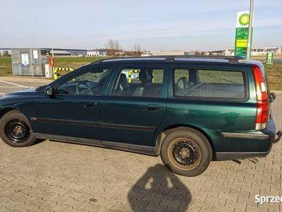 używany Volvo V70 2,4 PB+LPG zarejestrowany w PL uczciwy opis Poznań
