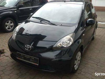używany Toyota Aygo 1.0 VVT-I Klima 2 kpl kół Zadbany z Niemiec