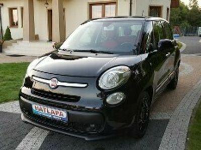 używany Fiat 500L JAK NOWY-TYLKO 66 TYS.KM. F-VAT 23% !!!