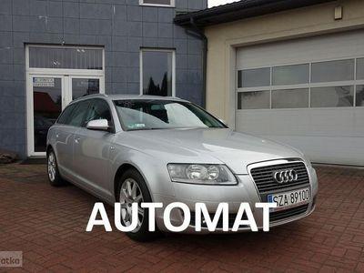 używany Audi A6 2dm 140KM 2008r. 200 000km