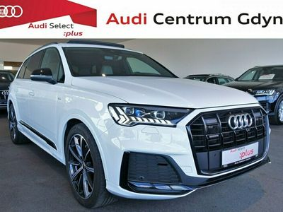 używany Audi Q7 3dm 286KM 2019r. 55 372km