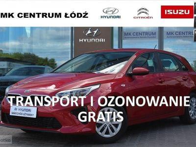 używany Kia cee'd III 1.4MPI 100KM S Od Dealera Salon Polska Gwarancja do 2025 FV 23%, Łódź