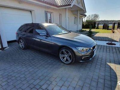 używany BMW 320