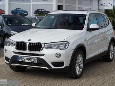 używany BMW X3 II (F25) Xdrive28i 245KM Automat Ledy Navi Zarejestrowany