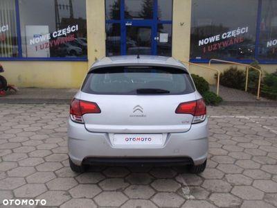 używany Citroën C4 II