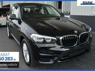 używany BMW X3 G01 Advantage 2.0 xDrive20d (190KM) | Zostań w domu, wszystko załatwimy